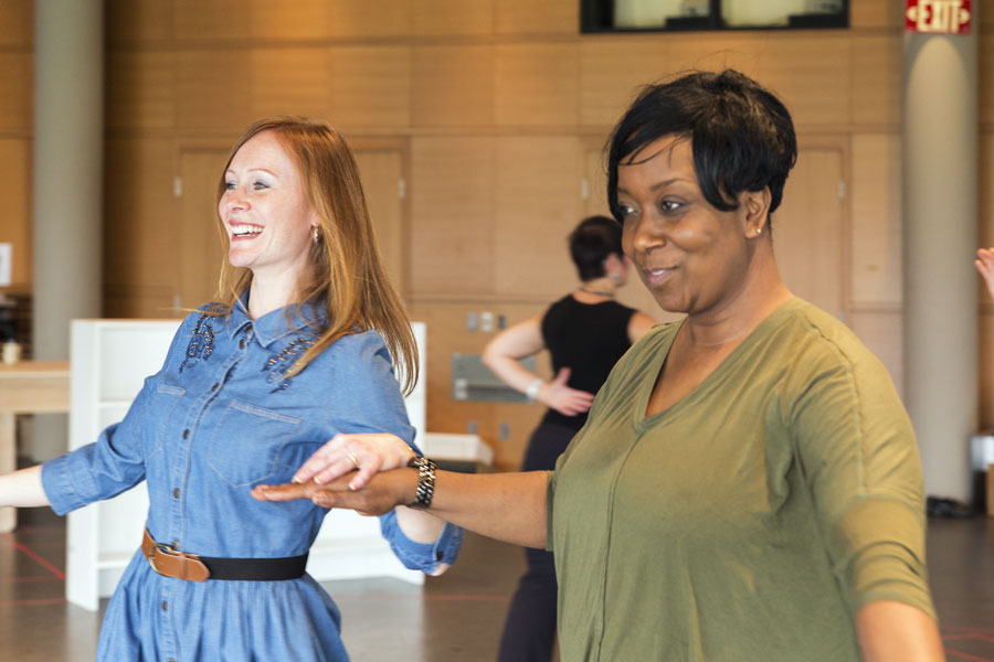 Stage Skills for Adults: Dance and Movement