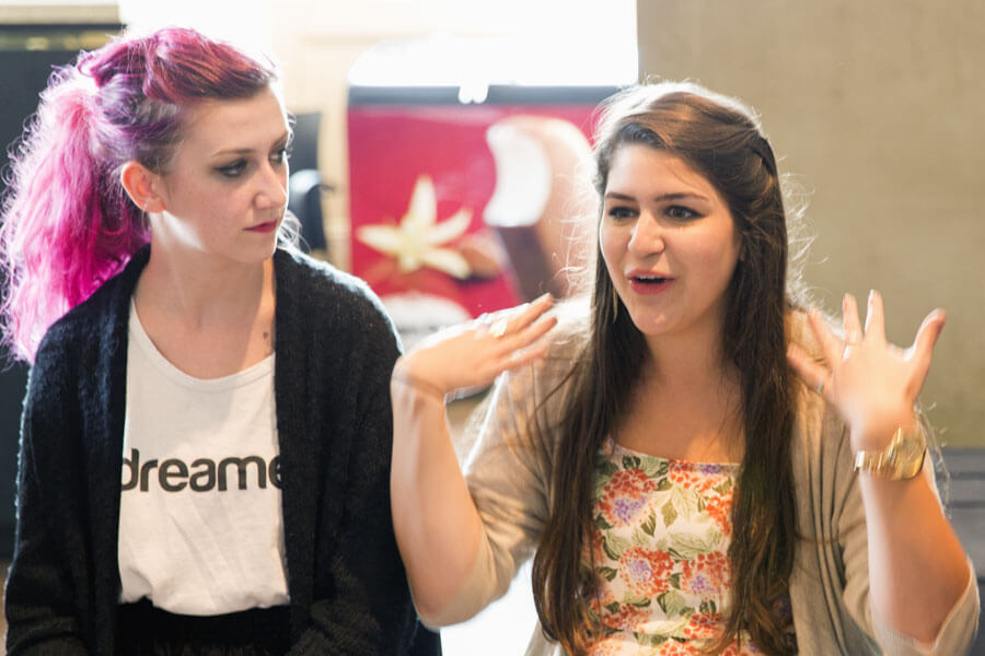 Teen Workshop: Creating a Character for Comedy