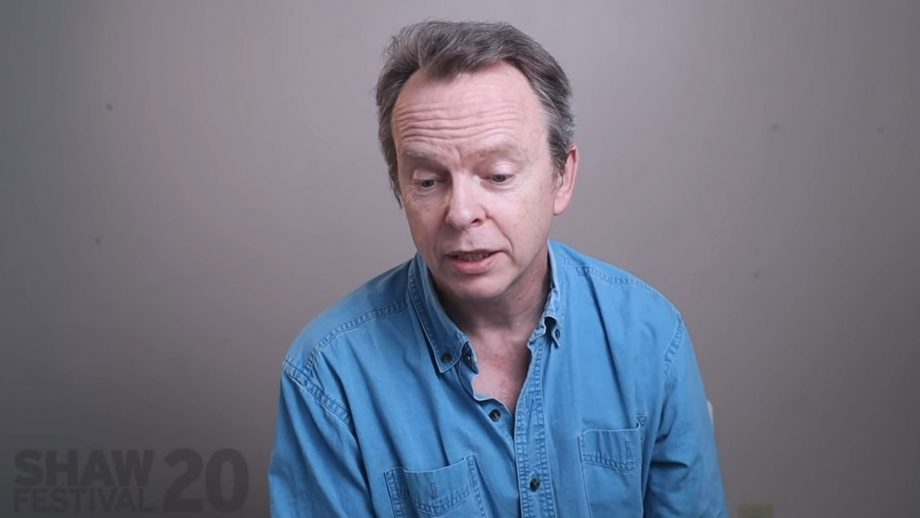 Artistic Director, Tim Carroll
